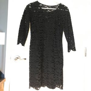 Madewell | Broadway & Broome | Lace Tunic Dress.
